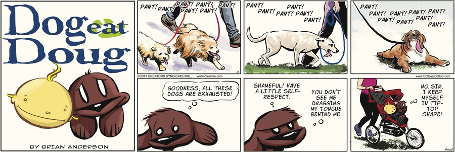 Dog Eat Doug for Apr 7, 2013 Comic Strip