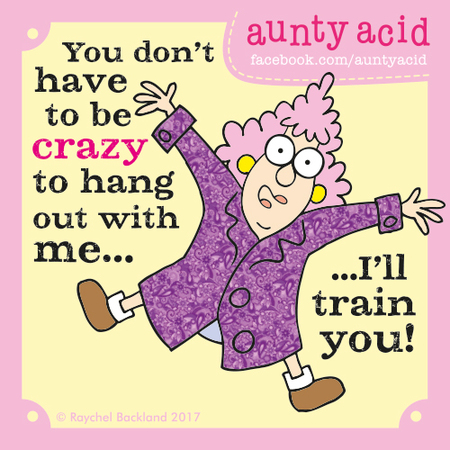 Aunty Acid for Jun 26, 2017 Comic Strip