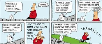Dilbert (March 25, 1990)