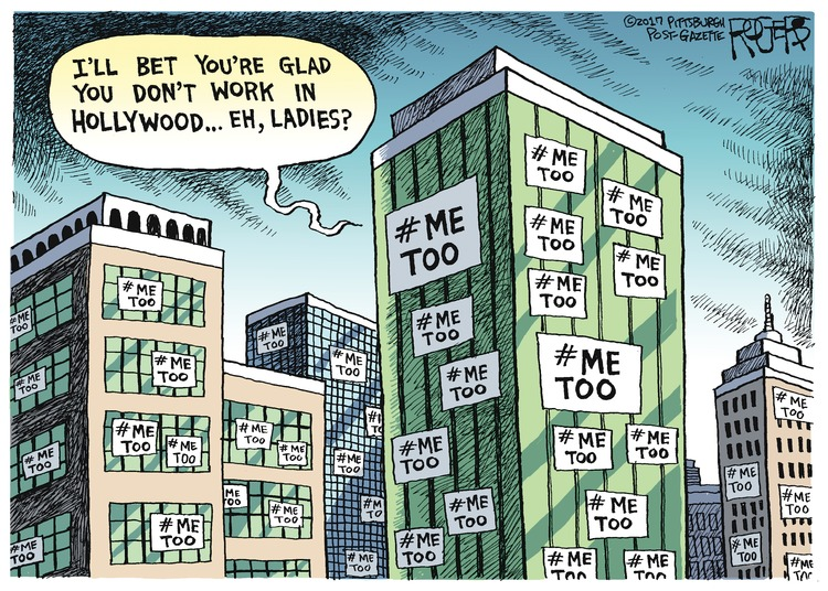 Rob Rogers Comic Strip for October 22, 2017