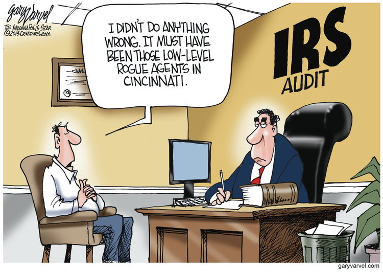 Gary Varvel for May 23, 2013 Comic Strip
