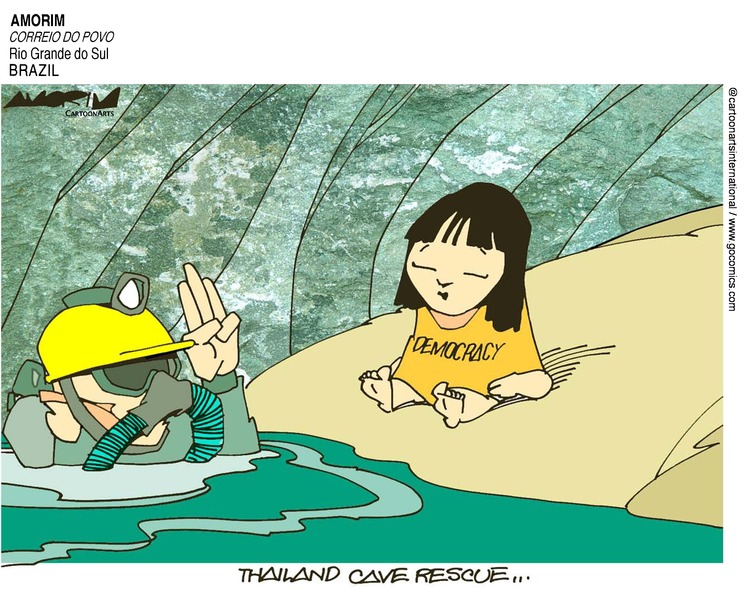 ViewsAsia Comic Strip for October 18, 2020