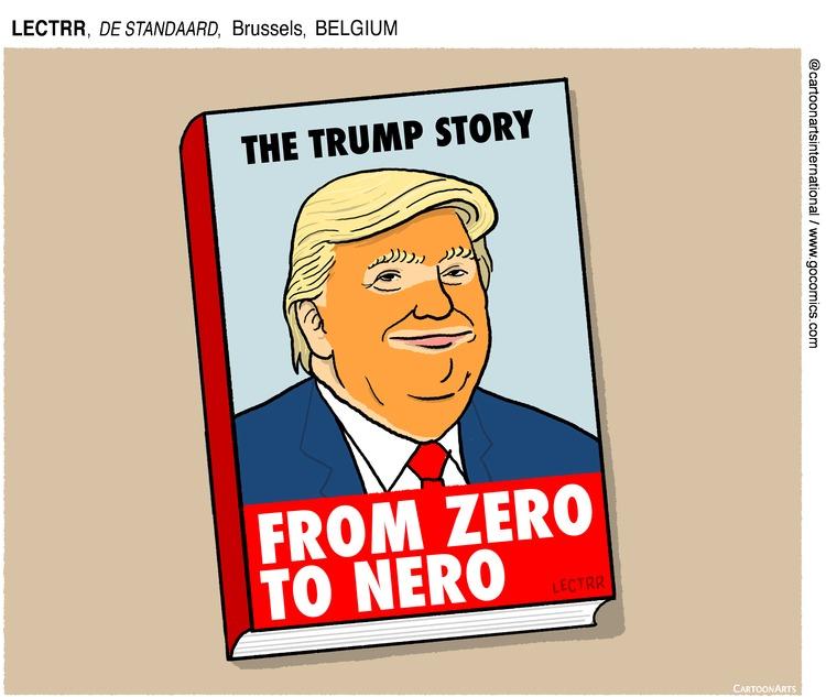 ViewsEurope Comic Strip for January 17, 2021