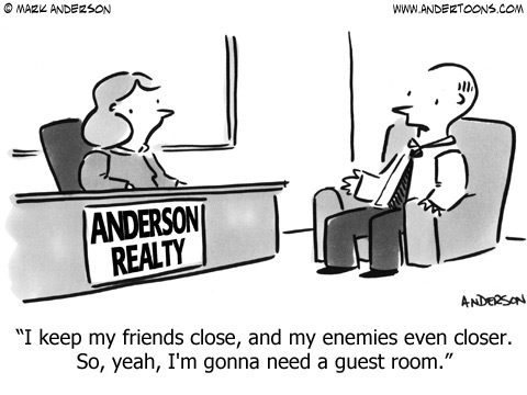 Andertoons for Jan 20, 2012 Comic Strip