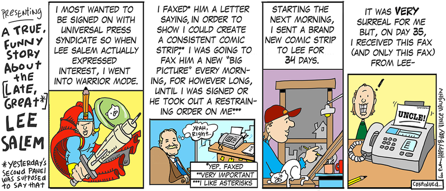 The Big Picture Comic Strip for March 28, 2021