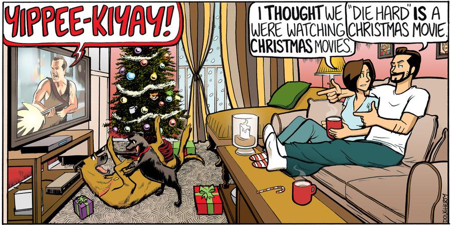 Beardo Comic Strip for December 25, 2012