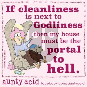 Aunty Acid on Thursday January 9, 2020 Comic Strip