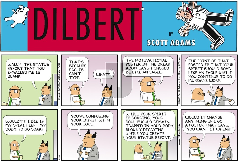 Purchase Comic Strip for 2005-06-05