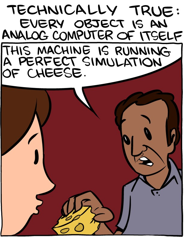 Saturday Morning Breakfast Cereal Comic Strip for July 20, 2014