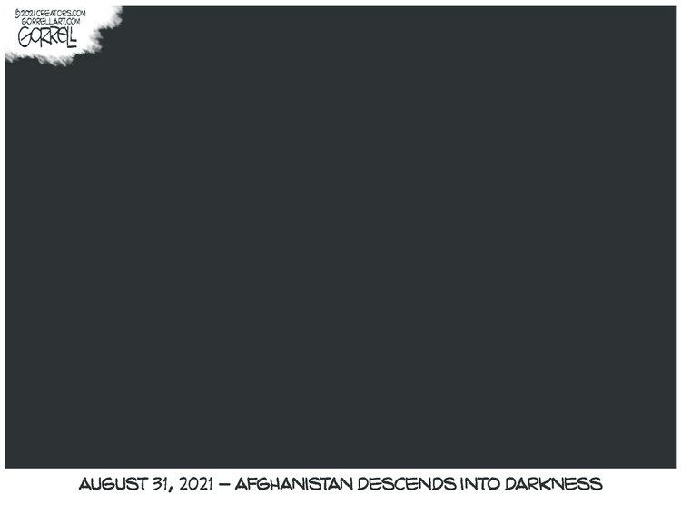 Bob Gorrell by Bob Gorrell on Tue, 31 Aug 2021