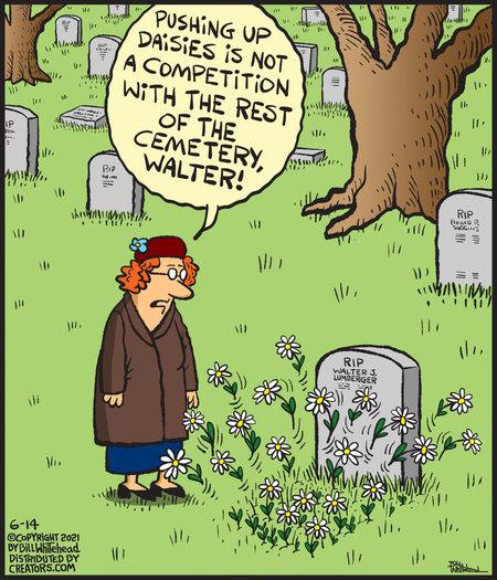 Free Range Comic Strip for June 14, 2021