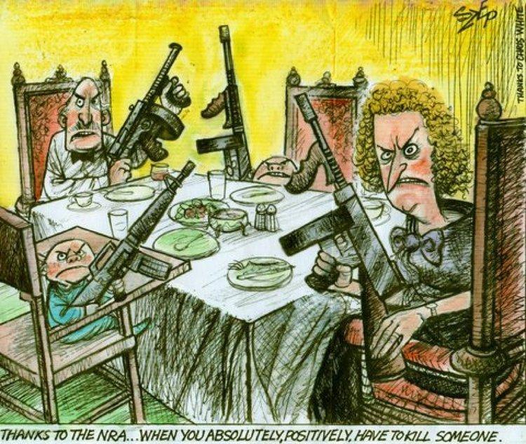 Paul Szep for Dec 27, 2012 Comic Strip