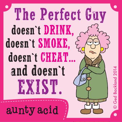 Aunty Acid for Jul 2, 2014 Comic Strip