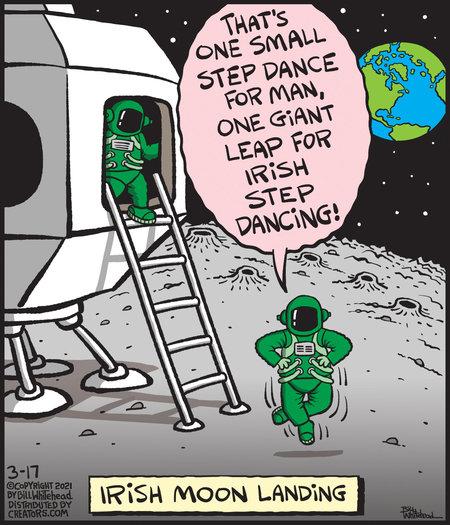 Free Range Comic Strip for March 17, 2021