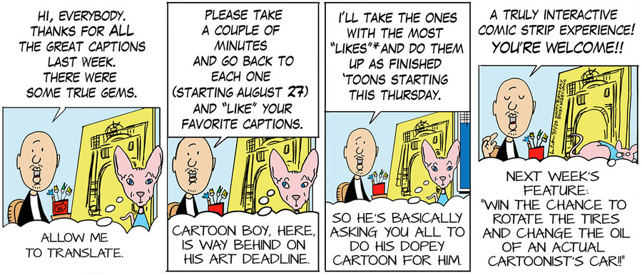 The Big Picture Comic Strip for September 01, 2020