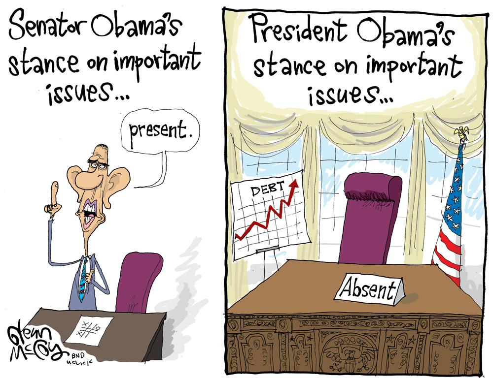 Glenn McCoy Comic Strip for November 21, 2011