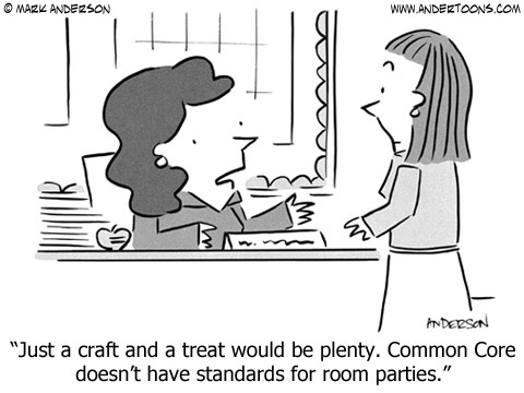 Andertoons Comic Strip for January 19, 2016