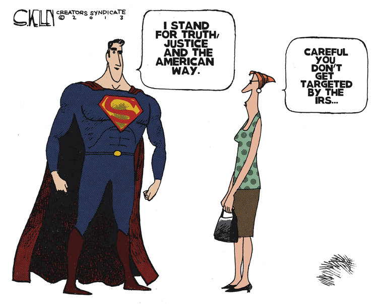 Steve Kelley for Jun 15, 2013 Comic Strip
