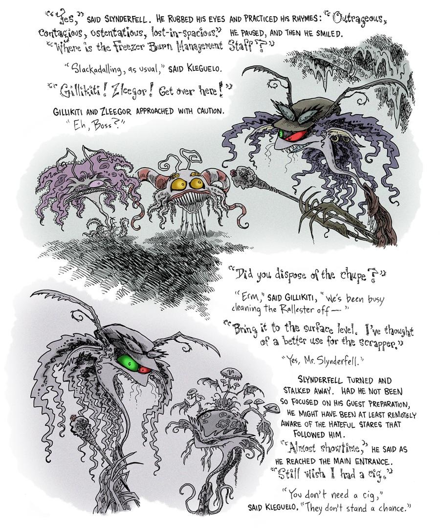 Lost Side of Suburbia for Jun 25, 2013 Comic Strip