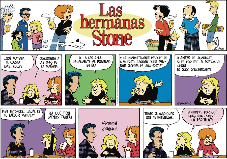 Las Hermanas Stone by Jan Eliot on Sun, 06 Dec 2020