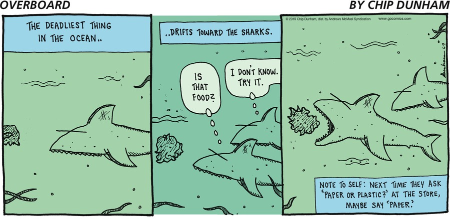 Overboard Comic Strip for June 09, 2019