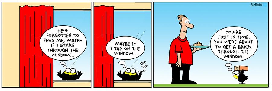Crumb Comic Strip for February 14, 2020