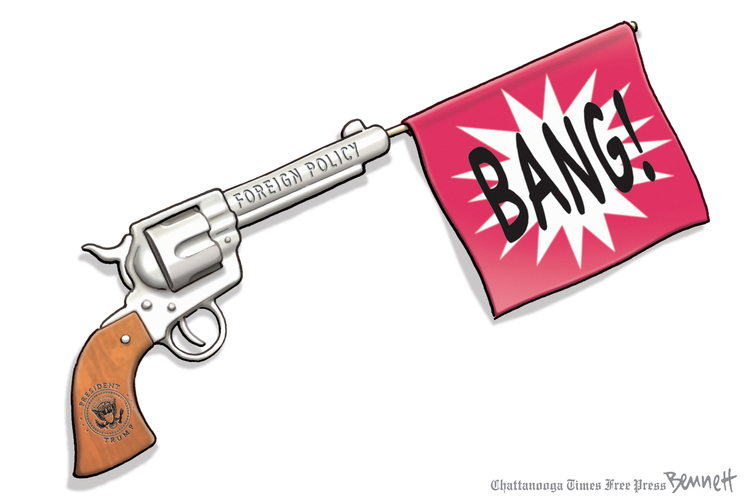 Clay Bennett Comic Strip for June 22, 2019