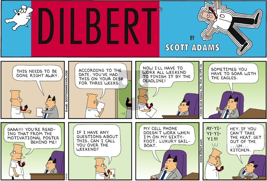 Purchase Comic Strip for 2005-06-19