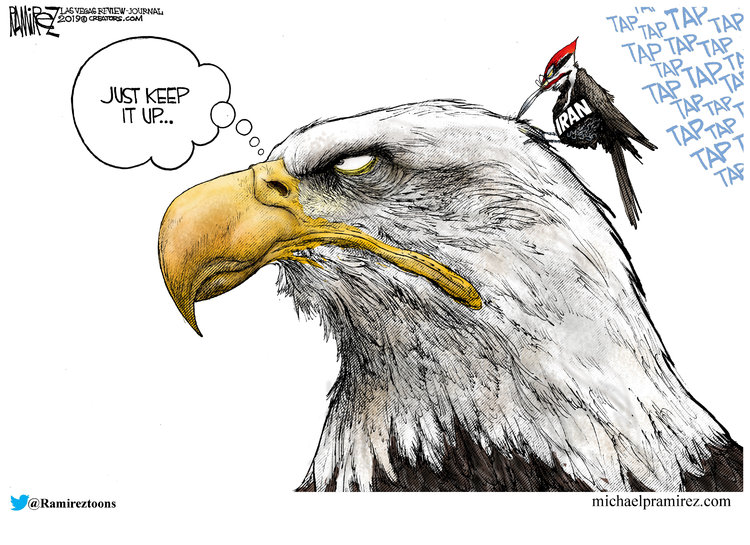 Michael Ramirez Comic Strip for May 22, 2019
