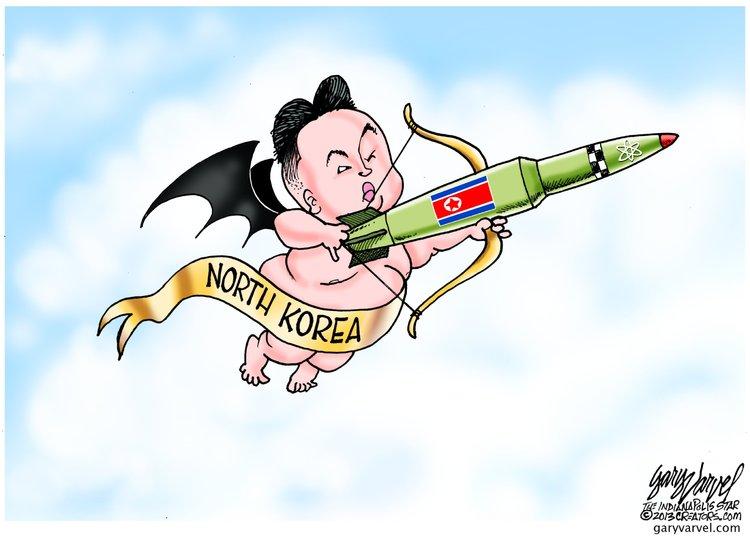 Gary Varvel for Feb 13, 2013 Comic Strip