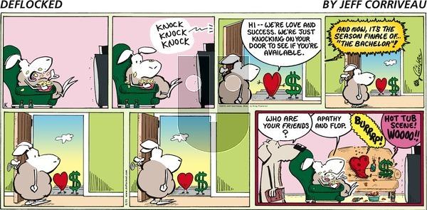 DeFlocked on Sunday May 31, 2015 Comic Strip