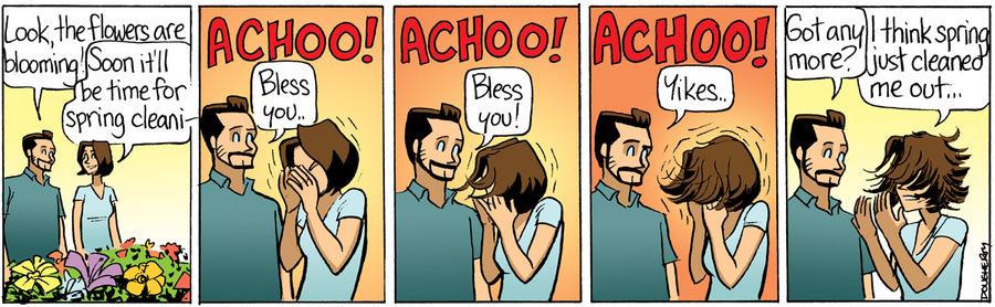 Beardo for Apr 9, 2013 Comic Strip