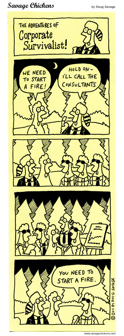 Savage Chickens for Jun 8, 2015 Comic Strip