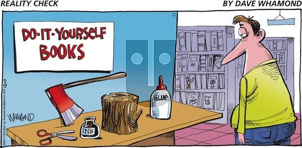 Reality Check on Sunday December 17, 2017 Comic Strip
