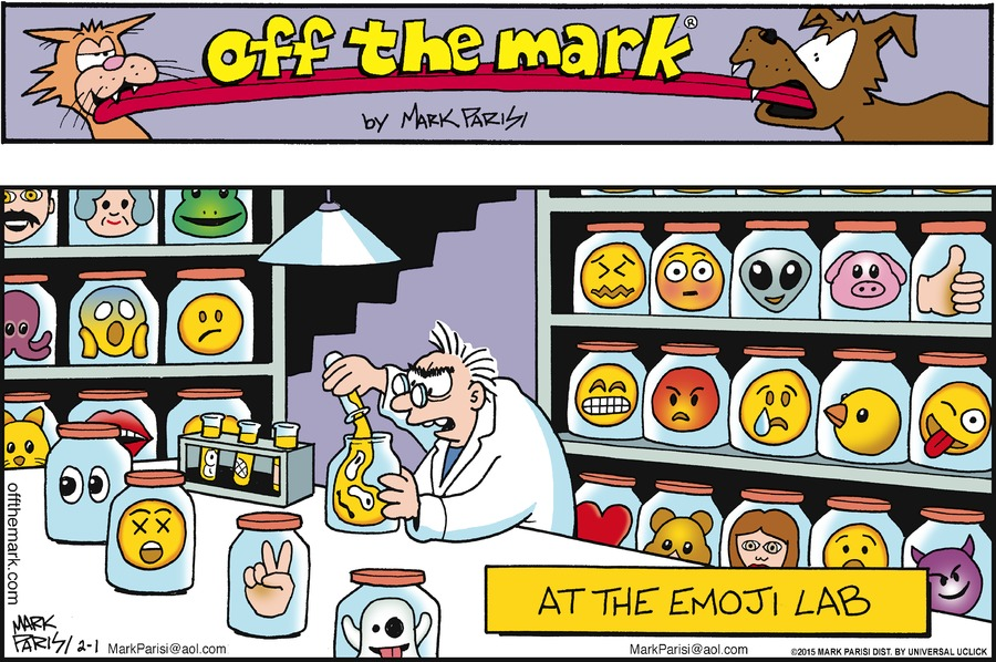 Off the Mark Comic Strip for February 01, 2015