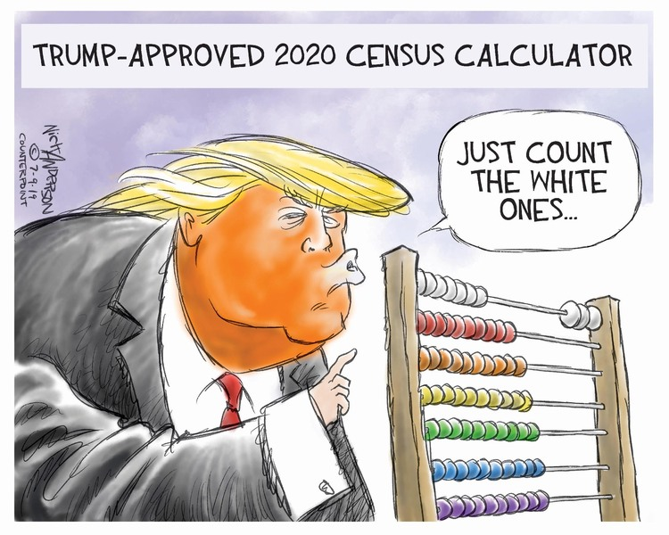 Nick Anderson Comic Strip for July 11, 2019