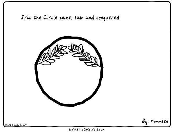 Eric the Circle Comic Strip for April 15, 2019