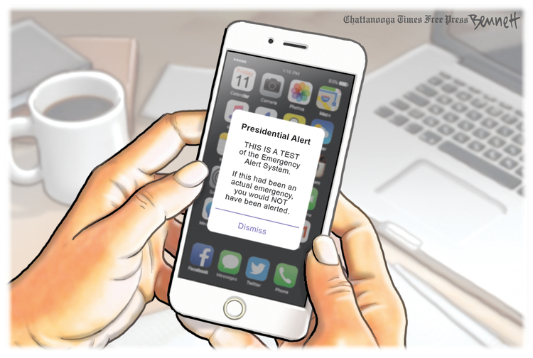 Clay Bennett Comic Strip for September 11, 2020