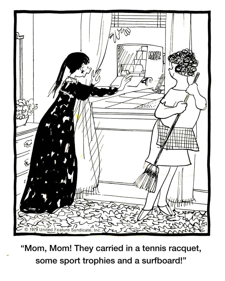 Emmy Lou for May 24, 2013 Comic Strip