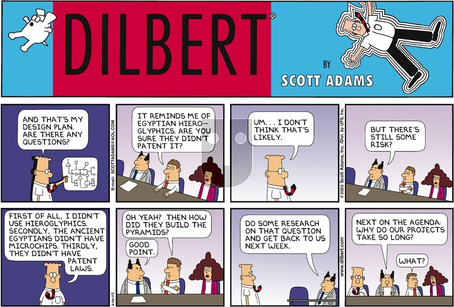 Purchase Comic Strip for 2005-06-26