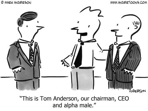 Andertoons Comic Strip for January 22, 2012