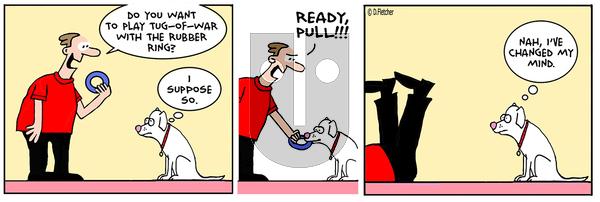 Crumb on Wednesday January 1, 2020 Comic Strip