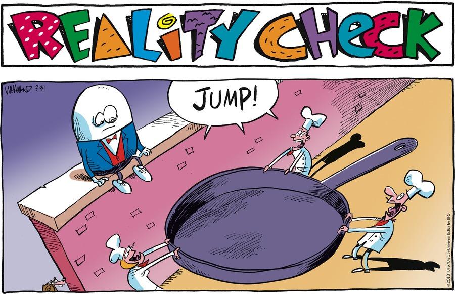 Reality Check Jump!