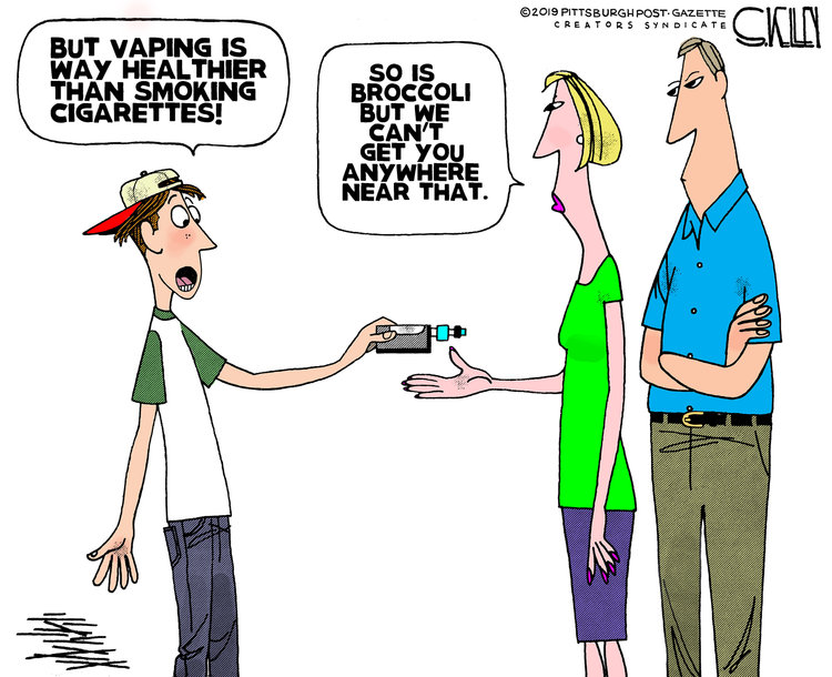 Steve Kelley Comic Strip for October 06, 2019