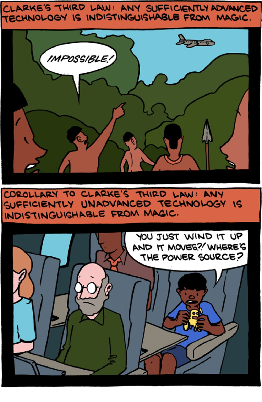 Saturday Morning Breakfast Cereal Comic Strip for May 10, 2015