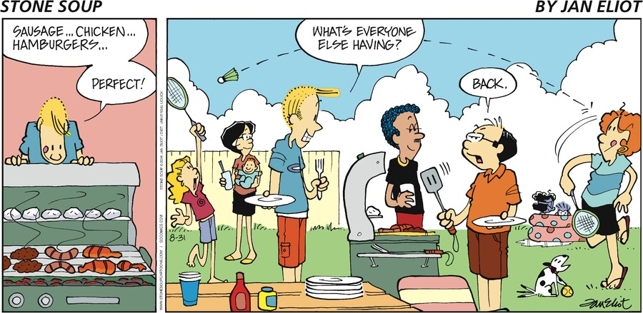 Stone Soup by Jan Eliot