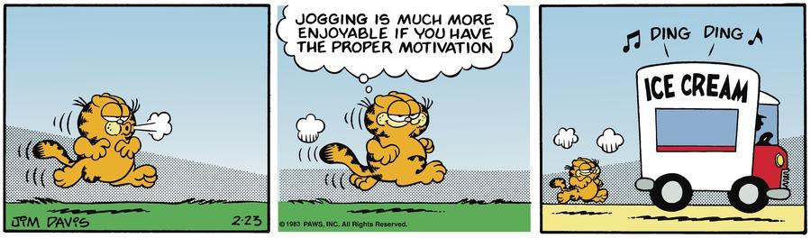 Garfield Classics by Jim Davis on Sun, 28 Feb 2021