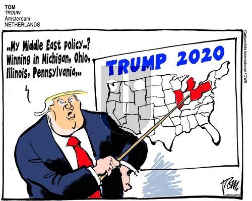 ViewsAmerica on Sunday January 12, 2020 Comic Strip