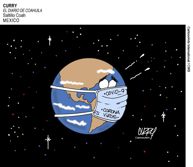 ViewsLatinAmerica Comic Strip for March 01, 2020
