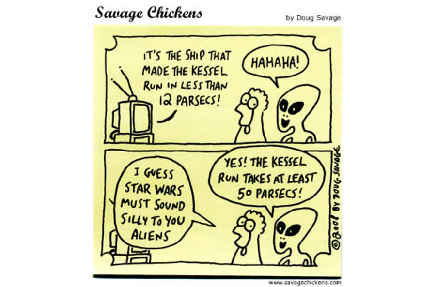 Savage Chickens Comic Strip for October 19, 2012